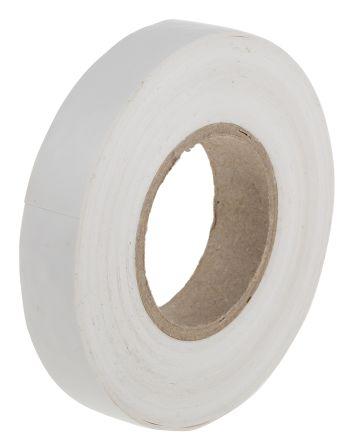 Nastro isolante RS PRO, PVC, Bianco, 12mm x 20m