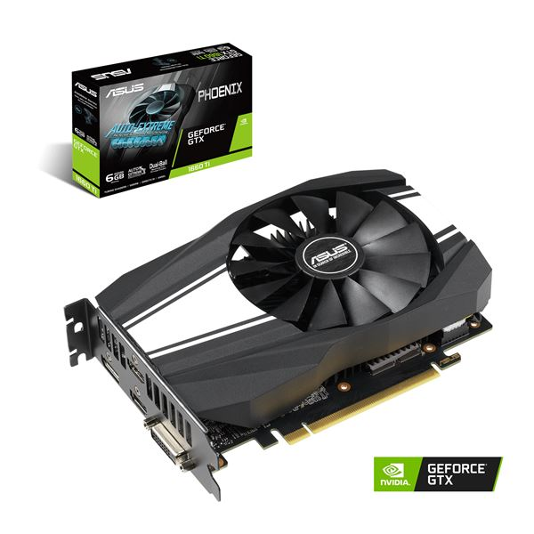 Nvidia GEFORCE PH GTX 1660Ti
