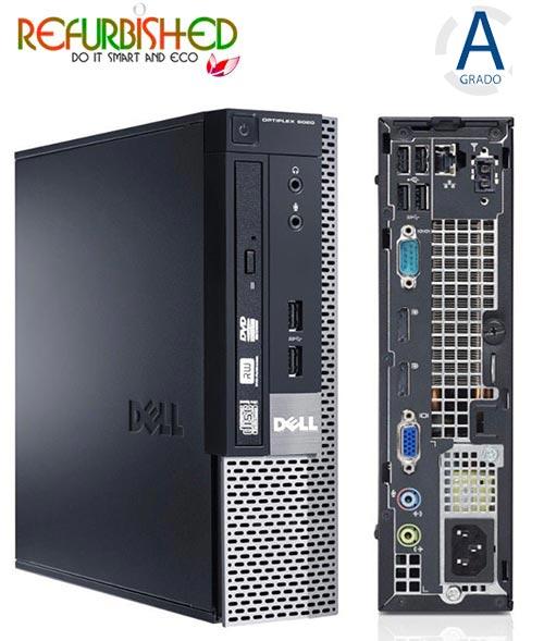 OPTIPLEX 3020 MINI G3250T 4GB SSD@128GB USB3.0 VGA/DP LAN W10PRO