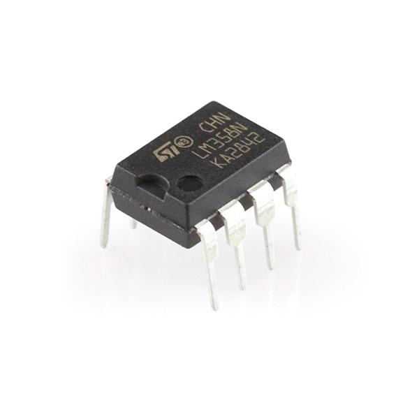 Op-Amp (Thru-Hole) - LM358
