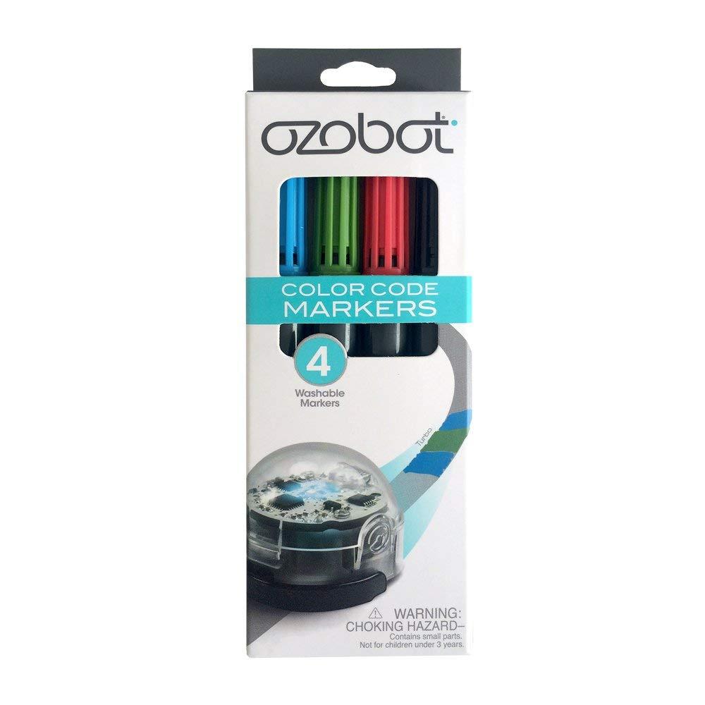 Ozobot - Set 4 Pennarelli