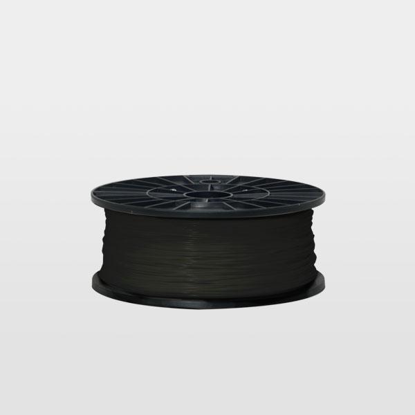 PLA 1.75mm - spool 300g - Black