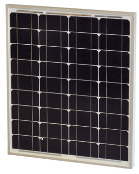 Pannello solare monocristallino 50 WATT
