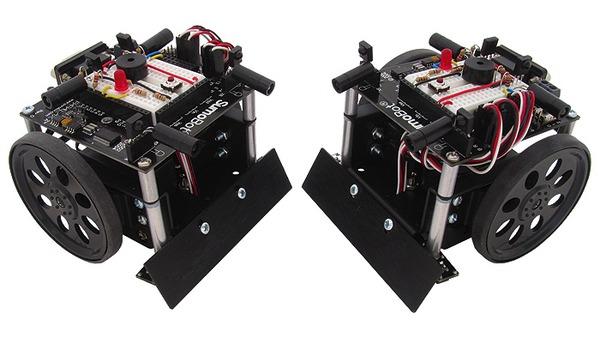 Parallax SumoBot Robot