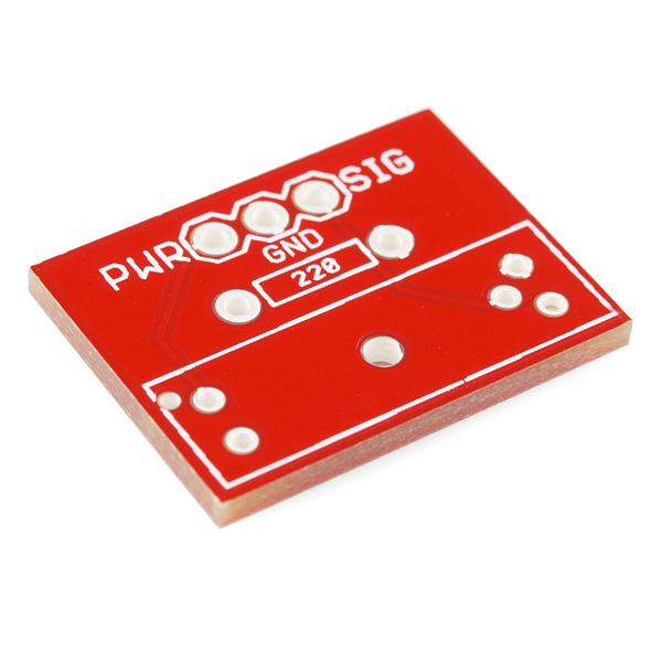 Photo Interrupter GP1A57HRJ00F Breakout Board