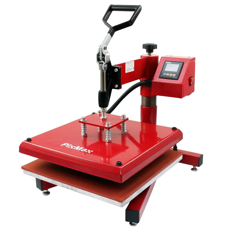 PixMax - Pressa a Caldo Swing 38cm x 38cm