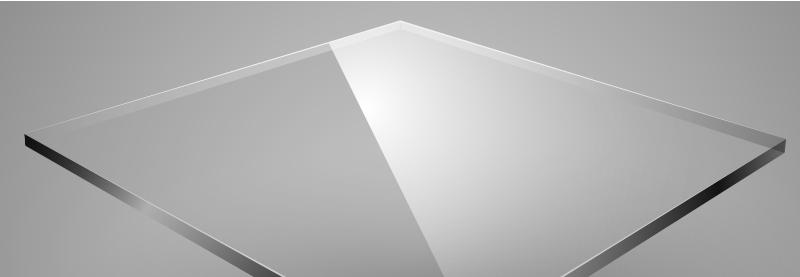 Plexiglass Lucido Trasparente 100*100*6mm