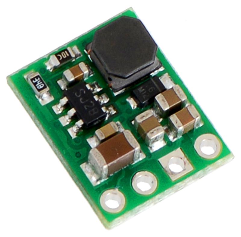 Pololu 12V, 600mA Step-Down Voltage Regulator D24V6F12