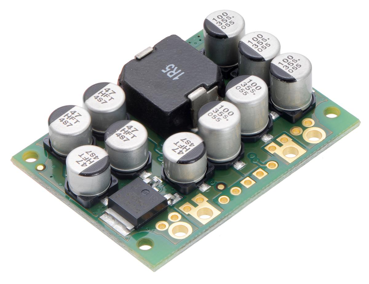 Pololu 3.3V, 15A Step-Down Voltage Regulator D24V150F3