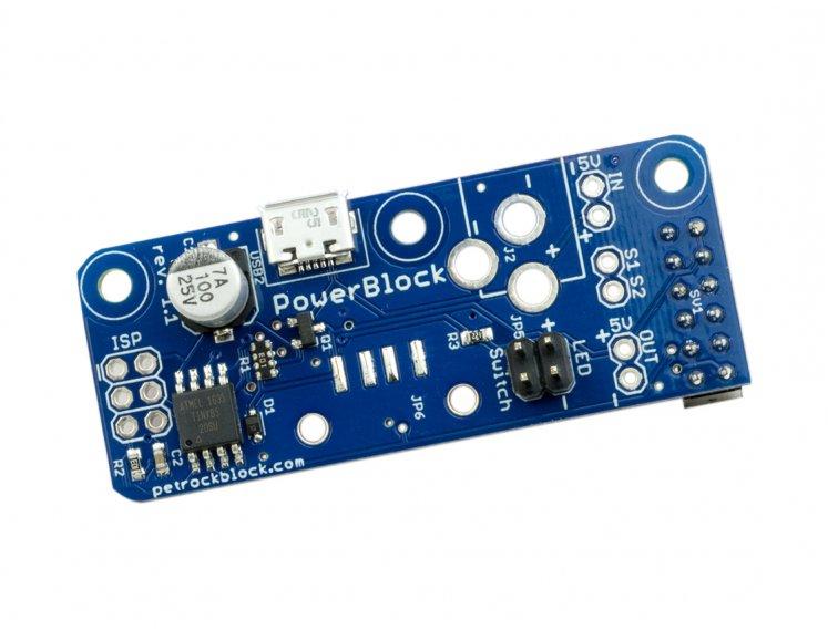 PowerBlock - Raspberry Pi Power Switch