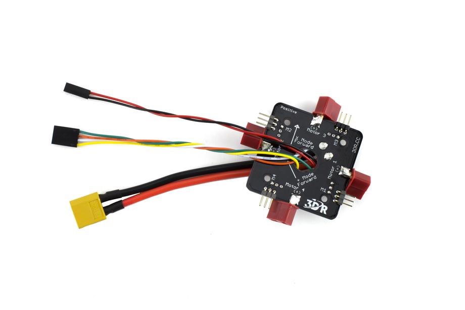 Quadcopter Power Distribution Board