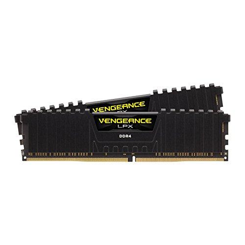 RAM Corsair Vengeance LPX 32 GB (2 X 16 GB), DDR4, 3200 MHz