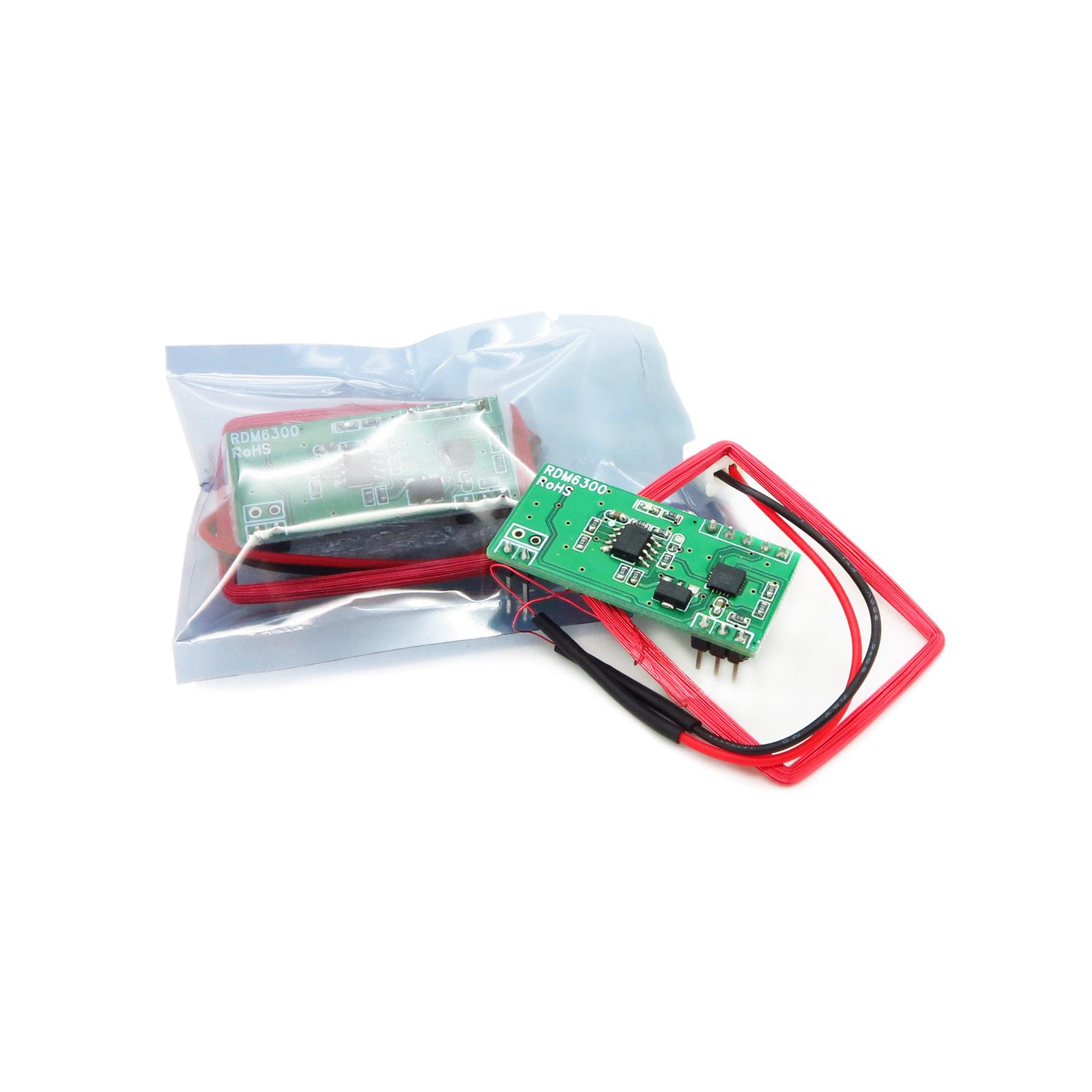 RDM6300 125KHz Cardreader Mini-Module