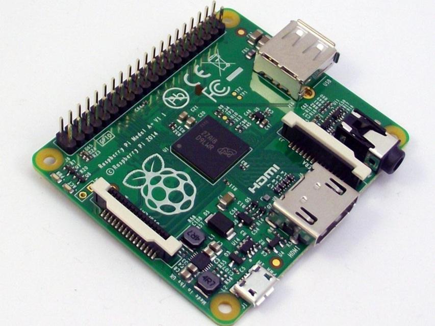 Raspberry Pi Mod A+