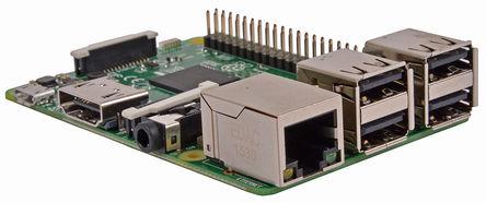 Raspberry Pi Model 3 B SBC