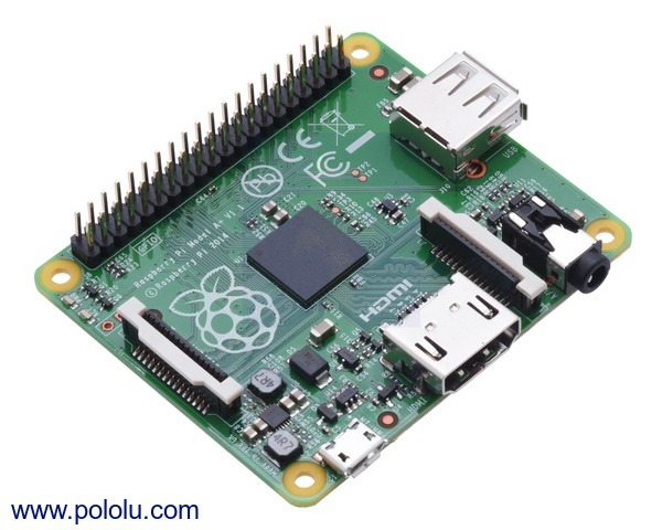 Raspberry Pi Model A+ 512MB