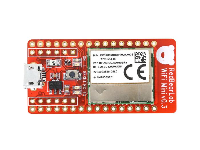RedBearLab CC3200 WiFi Mini
