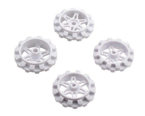 Replacement Sprocket Set for Zumo Chassis - White