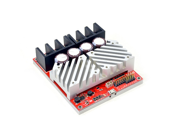 RoboClaw 2x60AHV, 60VDC Motor Controller (V6)