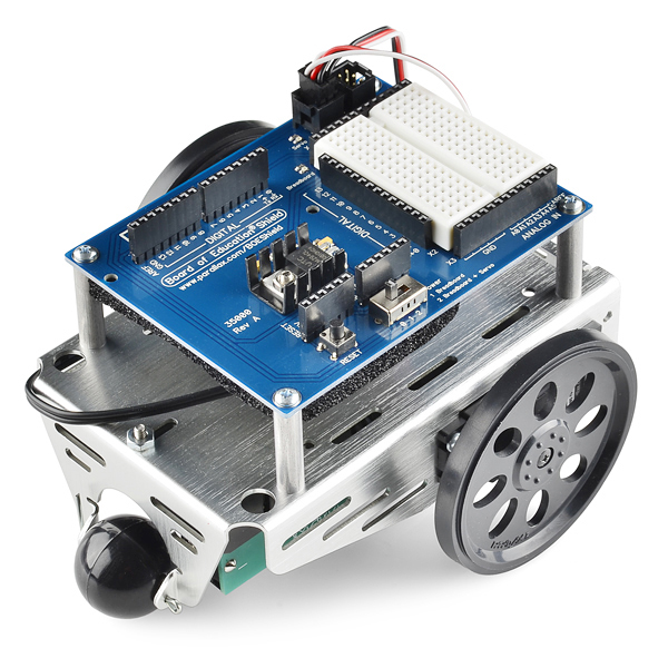 Robotics Shield Kit Boebot for Arduino - Parallax