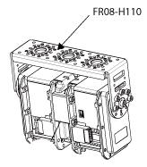 Robotis - EX-106+ FR08-H110 Set