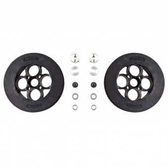 Rubber Wheel 136×24mm (Kit)