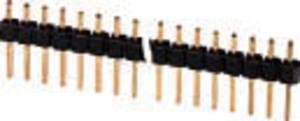 STRIP-LINE VERT. P.2,54 40 POLI - 50pcs