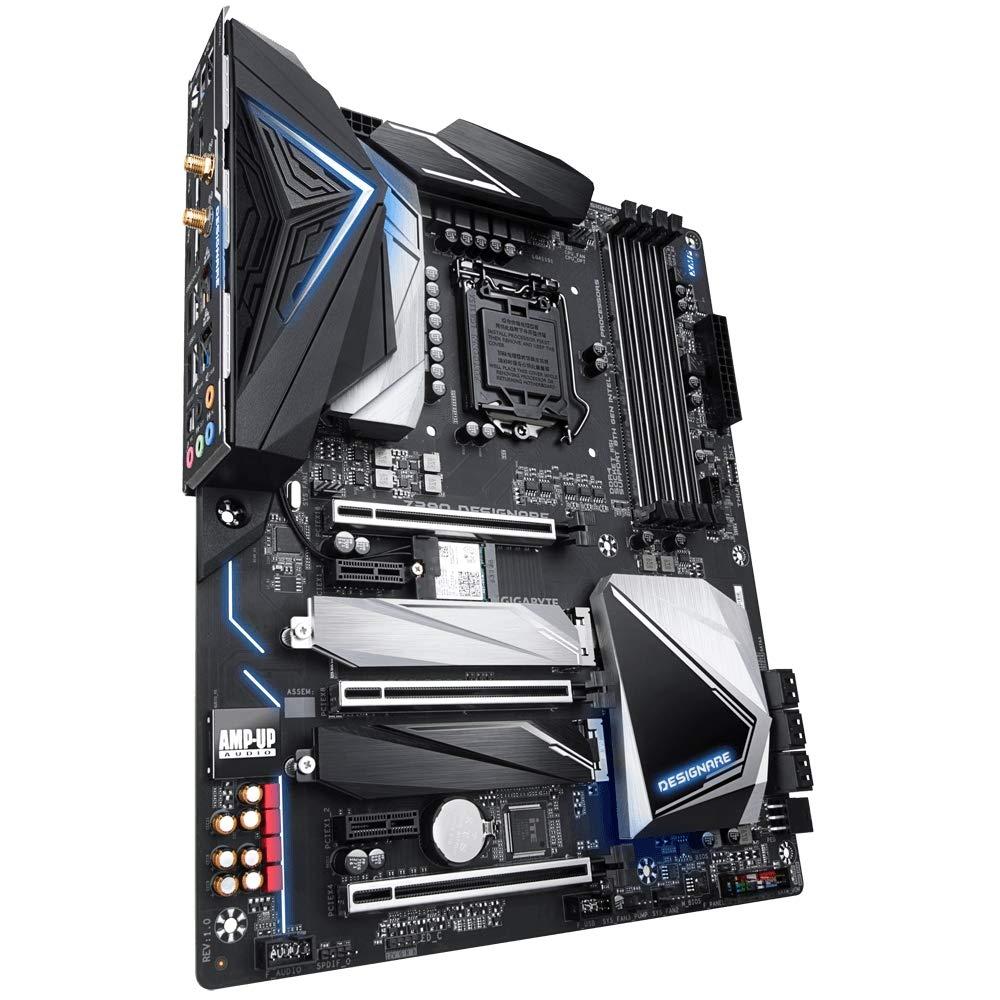 Scheda Madre Gigabyte GA-Z390-DESIGNARE LGA1151 REV 1.0