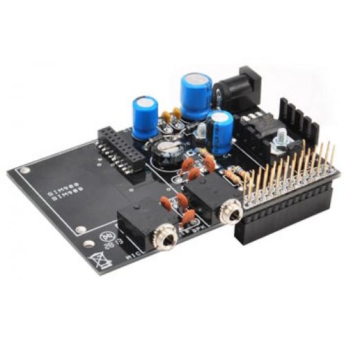 Shield GSM/GPRS/GPS per Raspberry Pi