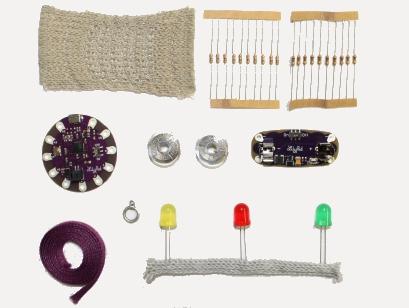 Soft Circuit Basic Kit