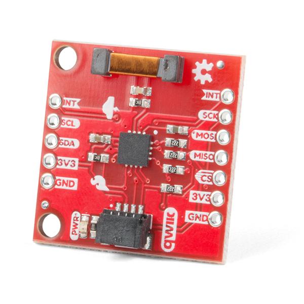 SparkFun Lightning Detector - AS3935 (Qwiic)