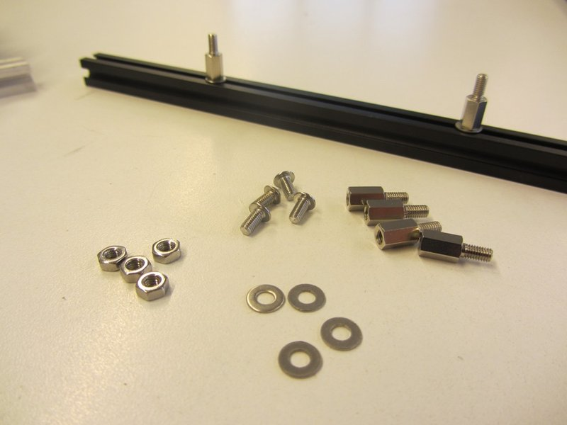 Standoffs or spacers