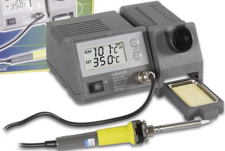 Stazione di saldatura 48 W digitale Basetech ZD-931 150 fino a 4