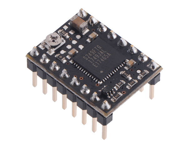 TB67S279FTG Stepper Motor Driver Compact Carrier (Header Pins So