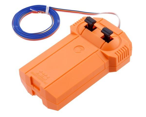 Tamiya 70102 2-Channel Remote Control Box Kit