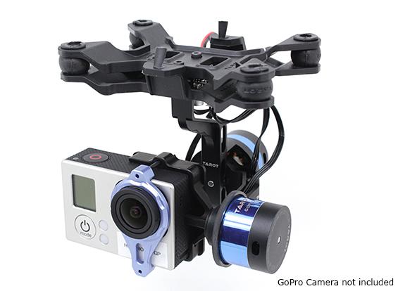 Tarot T-2D V2 GoPRO 3 Brushless Camera Gimbal