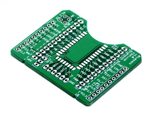 The BluePack - 43oh Bluetooth Launchpad