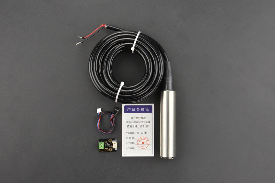 Throw-in Type Liquid Level Transmitter