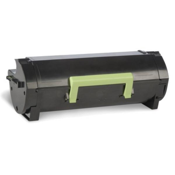 Toner Lexmark 50F2000 / 502 nero