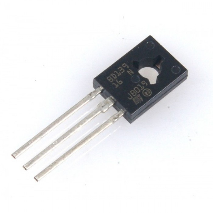 Transistor bipolari - BJT NPN Audio Amplifier
