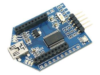 UARTSBEE V5 - CONVERTITORE USB-SERIALE