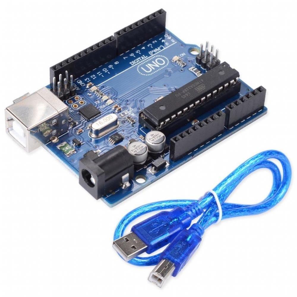 UNO R3 MEGA328P ATMEGA16U2 Board Arduino compatibile