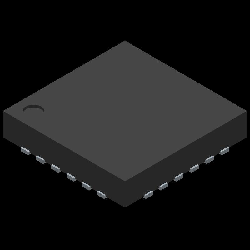 USB to UART bridge QFN24
