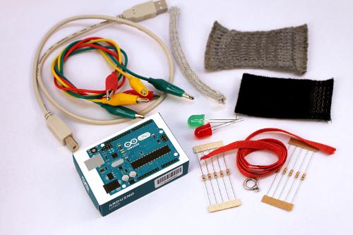 Wearable kit
