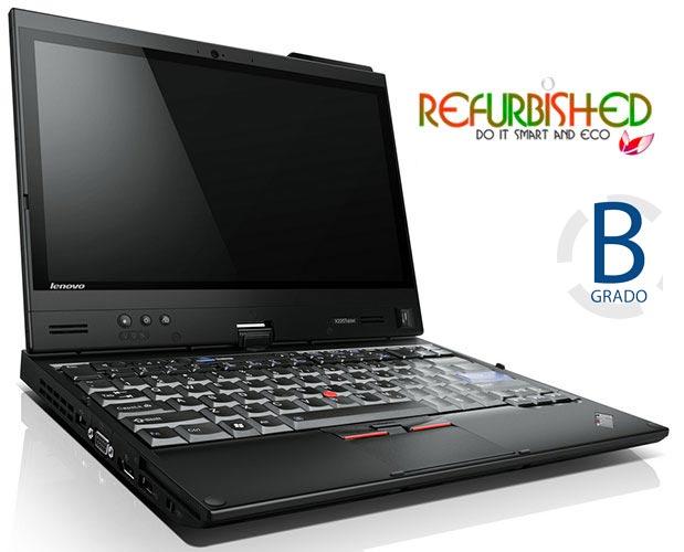 X230 12.5 I5-3320M 8GB SSD@128GB VGA/DP WEBCAM W7PRO KEY@US REFU