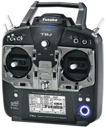 Futaba - TX 8J R2008SB (2,4Ghz)