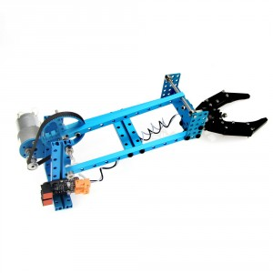 Robot Arm Add-on Pack for Makeblock Starter Robot Kit - Blue
