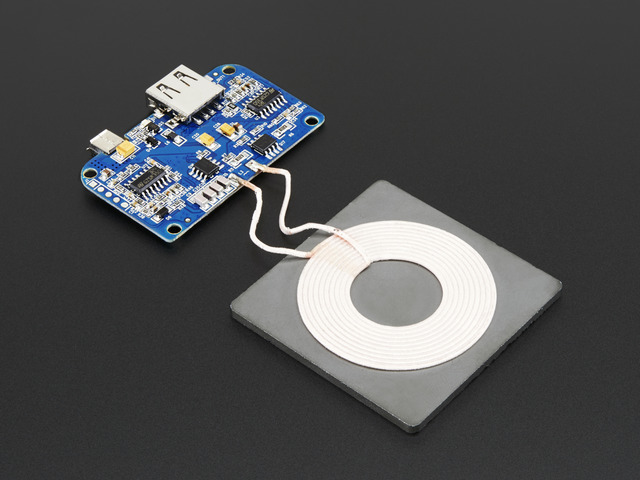 Universal Qi Wireless Charging Transmitter