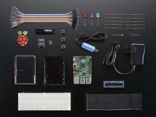 Raspberry Pi 2 Model B Starter Pack - Includes a Raspberry Pi 2