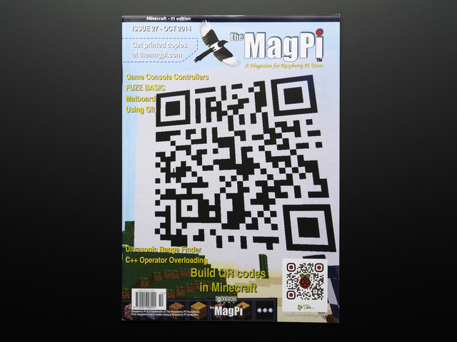 The MagPi - Issue 27